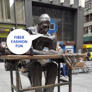 Fiber fashion fun